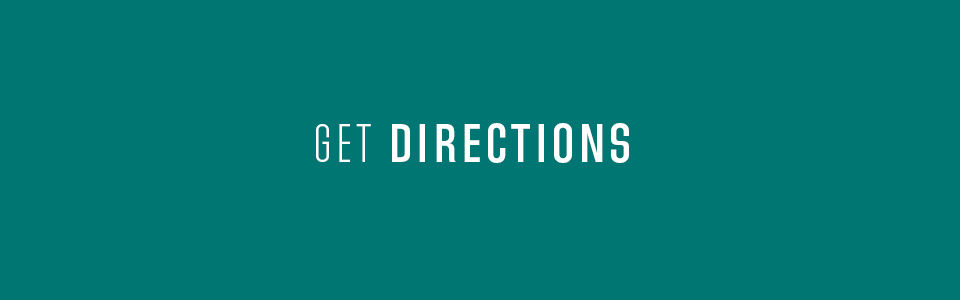 get directions on teal background