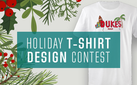 Holiday T-Shirt Design contest